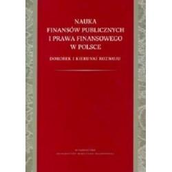 Nauka finansów publicznych...