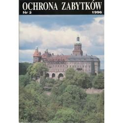 Ochrona Zabytków nr 3/1996...