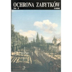 Ochrona Zabytków nr 2/1996...