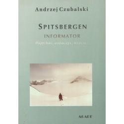 Spitsbergen. Informator....