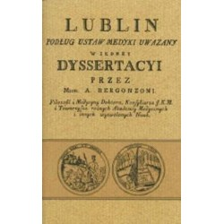 Lublin podług ustaw medyki...