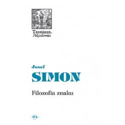 Filozofia znaku - Josef Simon