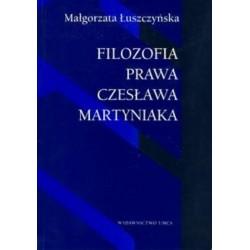 Filozofia prawa Czesława...