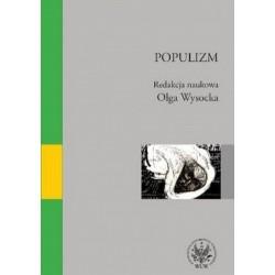 Populizm - red. naukowa...