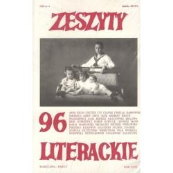 Zeszyty Literackie nr 96