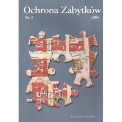 Ochrona Zabytków nr 2/2006...
