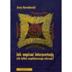 Jak napisać interpretację...