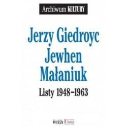 Listy 1948-1963. Jewhen...
