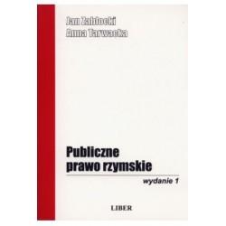 Publiczne prawo rzymskie....