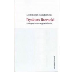 DYSKURS LITERACKI....