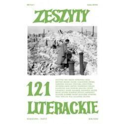 Zeszyty Literackie nr 121