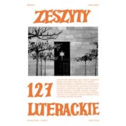 Zeszyty Literackie nr 127