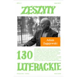 Zeszyty Literackie nr 130