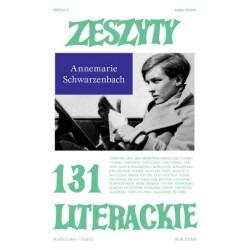 Zeszyty Literackie nr 131