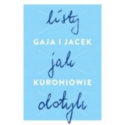 Listy jak dotyk - Gaja i...
